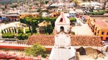 Vista de Ixtapan de la Sal.