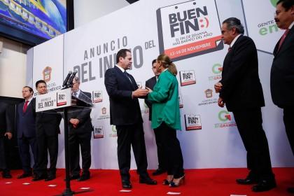 Eruviel Ávila - Anuncio Buen Fin 2015.