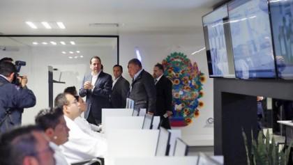 El Centro de Control y Monitoreo Electrónico opera mediante acciones coordinadas de videovigilancia permanente y en tiempo real.