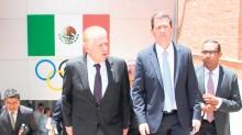 Alfredo Castillo, titular de la Conade, dijo que los problemas con las federaciones nacionales se deben arreglar en las instancias correspondientes y no en un debate público.