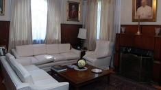 El Papa Francisco ocupará la misma habitación dónde durmió Juan Pablo II en su paso por tierra mexicana, y la misma que utiliza el nuncio a Christophe Pierre.
