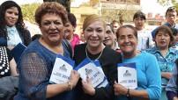 """El Bando Municipal está orientado a las necesidades específicas de Atizapán, queremos integrar en este documento las bases que nos regirán y que permitirán que la población cuente con las instancias adecuadas para la atención de sus requerimientos"""": Ana María Balderas Trejo."""