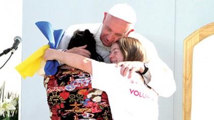 La visita del Papa Francisco generaron en promedio 10 millones de impresiones diarias en Twitter, de acuerdo con Nielsen Ibope.