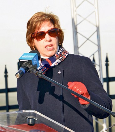 Ellen Ochoa.