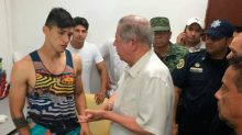 El futbolista Alan Pulido aprovechó un descuido de los captores para solicitar auxilio y dar a conocer el lugar donde se encontraba.