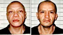 Los reos prófugos están identificados como Agustín Miranda Orozco y Roberto Sánchez Ramírez.