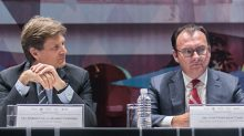 Luis Videgaray Caso, y Enrique de la Madrid Cordero se reunieron con el Consejo Nacional Empresarial Turístico para analizar estrategias de desarrollo para el sector.
