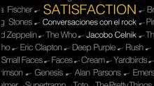 """Editorial Aguilar presenta """"Satisfaction, conversaciones con el rock""""."""
