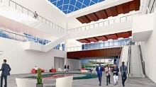 El Centro de Convenciones de Toluca tendrá una superficie de 15,993.90 m².