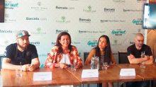 En la presentación del Festival Gourmet Barceló.