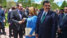 El gobernador Eruviel Ávila Villegas anunció un plan de acción con cinco medidas, con las que el Estado de México contribuye al mejoramiento de la calidad del aire en el Valle de México.