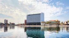 El nuevo hotel en Veracruz.