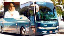 La señora Margarita Ortiz confió en que se castigue con todo el rigor de la ley al sujeto que la violó en un autobús ETN.