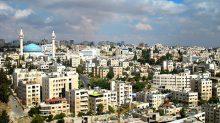 Vista de la ciudad de Ammán.