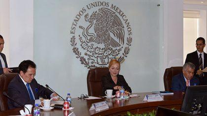 Se aprobó por unanimidad la integración de un Comité para la prevención de la violencia hacia las personas defensoras de derechos humanos y del periodista.