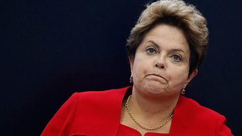 La primera presidente mujer de Brasil, Dilma Rousseff, fue destituida por votación del Senado.