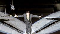 El cantante ofreció su último concierto la noche del viernes 26 de agosto en el estado californiano, como parte de su gira 'MéXXico es Todo'.