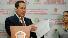 Eruviel Ávila - Presentación de la declaración 3 de 3.