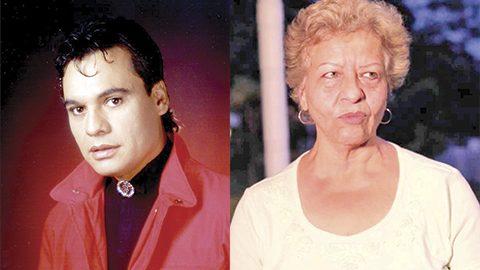Laura Salas es madre de Iván Gabriel, Joan Gabriel, Hans Gabriel y Jean Gabriel Aguilera Salas.