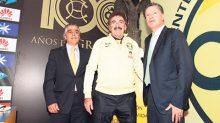 El argentino Antonio La Volpe, ahora de 64 años, regresa al América 20 años después.