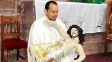 El párroco Alfredo López Guillén, reportado como desaparecido hace 8 días, fue encontrado sin vida en la población La Guayaba, en Michoacán.