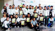 Alumnos del TESE tuvieron una destacada participación en la edición 2016 de la Copa Sciencie de México.