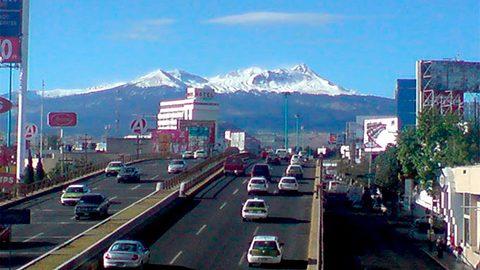 Los trabajos que se realizarán en Paseo Toollocan serán entre las avenidas Pilares y Tecnológico, en dirección hacia Toluca.