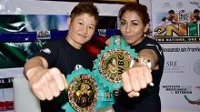 """La """"Kika"""" Chávez enfrentará a la japonesa Naoko Fujioka este sábado en el Centro Regional de Deporte de Las Américas, en Ecatepec."""