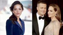 Afirman que Brad Pitt le fue infiel a Jolie con la actriz francesa Marion Cotillard, coprotagonista de la película que rueda el actor en Europa y que parece haber sido la gota que derramó el vaso del matrimonio entre ellos.