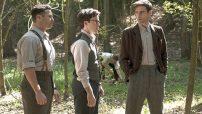 X Tom (Dustin Milligan), Aurora (Evelyne Brochu), Neil (Warren Brown) y Harry (Connor Price) se enfrentan a las consecuencias originadas por la captura de Alfred (Jack Laskey) de parte de la Gestapo.