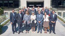 Líderes de la industria turística se reúnen en la nueva escuela de negocios en Madrid, España, JSF Travel & Tourism School.