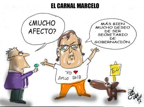 El carnal Marcelo... | José Luis
