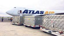 """En total serán seis los aviones 747 charter provenientes de Austin, Texas, los que arribarán al Aeropuerto de la Ciudad de México con la carga del """"Gran Circo""""."""