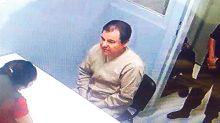 """Joaquín """"El Chapo"""" Guzmán ha recibido 33 visitas familiares y 11 visitas íntimas, así como las de sus abogados, desde mayo, en el Cefereso de Ciudad Juárez."""