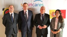 Íñigo Valcaneras, Luis Fernández-Cid, Carlos Espinosa de los Monteros e Isabel Alonso Piñar.