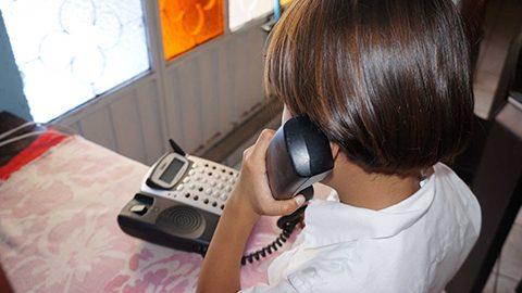 La mitad de las llamadas de extorsión se realizan entre las 12:00 y las 18:00 horas, advierten autoridades.