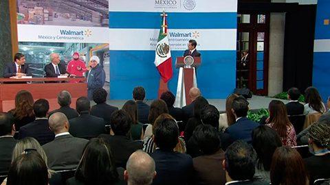 Enrique peña Nieto afirmó que a más de cuatro años de su administración, hay más inversiones en el país.